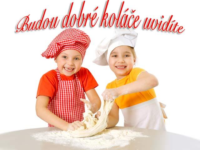 1/8 másla nebo jiného tuku se zadělá ve vláčné těsto s 300 g polohrubé mouky