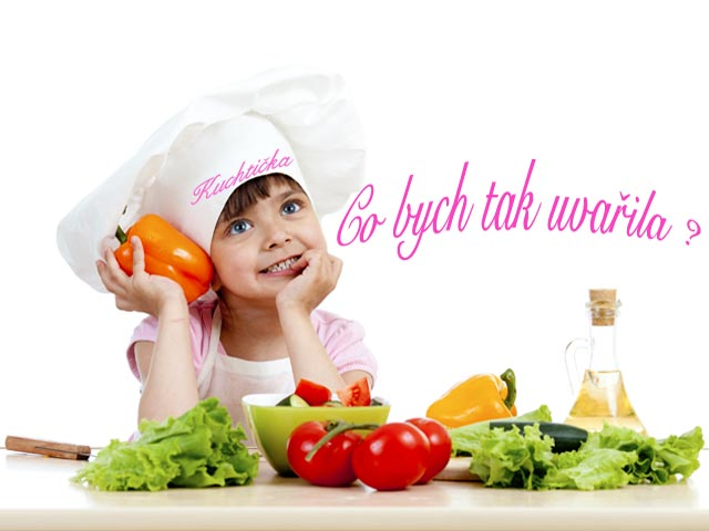 2 hl�vky sal�tu, 40 g cibule, 2 l��ce sekan�ho kopru, petr�elka, 1/4 l kysan� smetany, ocet, s�l, 1 jablko.